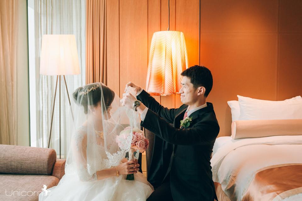 《婚攝》郁閔 & 樺陵 / 日月千禧酒店