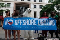No Offshore Drilling (Greenpeace USA 2016) Tags: usa hotel dc washington gulf unitedstates arctic oil oceans hearing drilling offshoredrilling