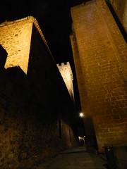 Cuesta de la Compaia Torre de las Cigueas Caceres 02 (Rafael Gomez - http://micamara.es) Tags: las de la torre unesco compaia cuesta caceres cigueas humanidad patrimonio