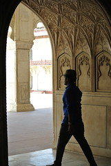Red Fort, Agra (My Return Ticket) Tags: india agra redfort
