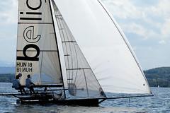 _DSF3852 (Frank Reger) Tags: bayern regatta skiff segeln segelboot 18ftammersee