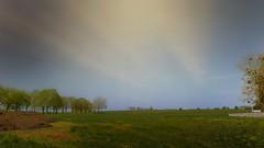Srnit (Yasmine Hens) Tags: blue trees sky green landscape lumix europa flickr belgium ngc panasonic ciel arbres campagne calme namur hens yasmine wallonie srnit iamflickr flickrunitedaward hensyasmine
