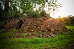 GTJ-2016-0419-8 (goteamjosh) Tags: brick abandoned hsinchu taiwan urbanexploration  kiln  taoyuan   guanxi longtan brickkiln    hoffmannkiln
