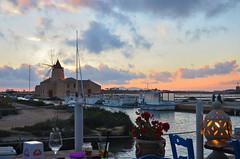 Strinopr Aperitivo con vista ( Strinopr) Tags: tramonto saline mulino aperitivo