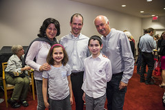 Yoav Pinhasi and family