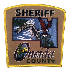 Oneida County Sheriff Patch (Nate_892) Tags: county green wisconsin bay coin conservation police grand valley badge fox milwaukee waukesha sheriff patch tribe sheboygan gresham wi chute challenge swat oneida outagamie