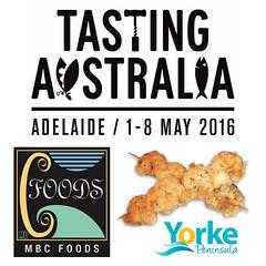 MBC Foods at Tasting Australia (MBC Foods) Tags: food adelaide skewers tastingaustralia