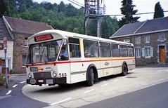 560 31 (brossel 8260) Tags: bus belgique liege stil
