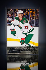 Gustav Olofsson Young Guns (cdn_jets_cards) Tags: wild hockey cards young gustav guns hl upperdeck 486 olofsson nhlpa