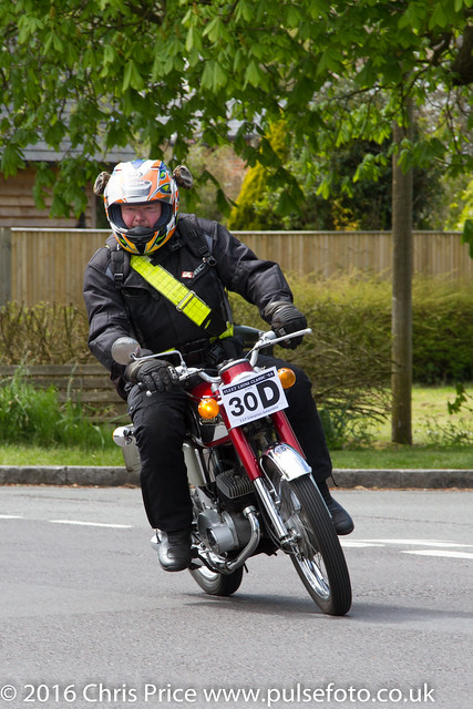 Fleet Lions Bike Rally 2016
