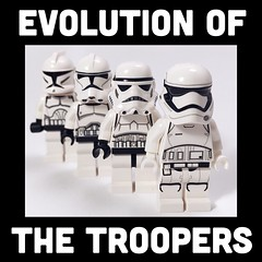 Troopers #Lego (mattosborne325) Tags: soldier starwars lego stormtrooper minifig minifigure