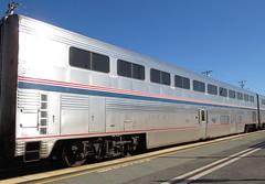 Amtrak 31024 Superliner Coach-Baggage (zargoman) Tags: seattle railroad travel chicago cars car train rail amtrak transportation transit passenger edmonds snohomish empirebuilder superliner
