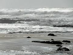 oualidia silver waves (kexi) Tags: ocean africa beach water silver landscape coast march seaside big rocks waves samsung atlantic morocco shore maroc huge atlanticocean 2015 maroko instantfave oualidia wb690