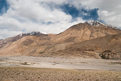 Still along Panj river and Afghan border (Michal Pawelczyk) Tags: trip holiday afghanistan mountains bike bicycle june nikon asia flickr aim centralasia pamir afganistan gory wakacje 2015 czerwiec panj azja d80 pamirhighway gbao azjasrodkowa azjacentralna