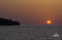 tramonto-panarea-sole-caldo-eolie-vacanza (IL MIGLIO BLUE) Tags: holiday islands vacanza eolie aeolian panarea
