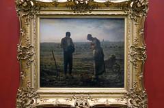 Millet, L'Angélus, c. 1857-1859