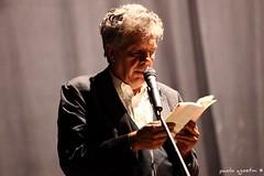 Franco Marcoaldi (paolo agostini) Tags: poesia chioggia etnica auditoriumsnicol francomarcoaldi