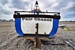 Dungeness (padraic collins) Tags: uk boat kent dungeness englishchannel fairchance theshinglehouse