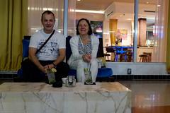 Two mojitos... (Olli Ronimus) Tags: beach hotel florida drink miami lord mojito miamibeach balfour hotellordbalfour