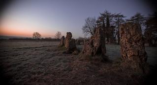 The King's Men, Sunrise - The Rollright Stones