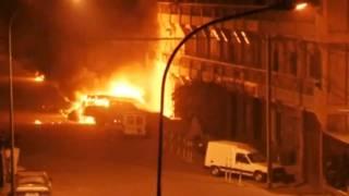 布基纳法索酒店袭击:数十人质获救