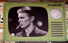 Bowie 3 (Terterian - A million+ views, thanks.) Tags: street city uk england urban abstract david colour brick green london tower art public television promotion wall vintage painting print poster graffiti star freedom design bowie tv mural grafitti message graphic artistic expression contemporary secret capital creative may surreal social dude east communication hidden talent lane printing shoreditch graffitti gb end imagination spraypaint tribute genius mass anonymous brilliant brixton ziggy stardust comment important hamlets 2015 art idiom  d7606