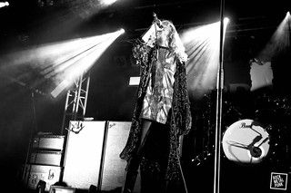 November 17th, 2014 // The Pretty Reckless at Rock City, Nottingham // Shot by Carl Battams