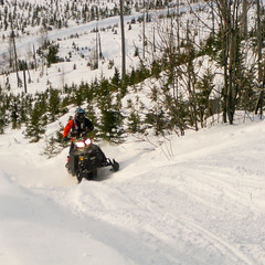 topry Jan 16 (8 of 110) (ve7org) Tags: winter mountain snow mountains riding snowmobiling