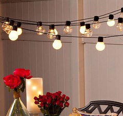 Christmas Party String Lights (Ikuzo Home) Tags: christmas stringlights christmaspartystringlights