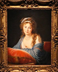 Elisabeth Vige Le Brun. Countess Skavronskaya-1796 (Grangeburn) Tags: art portraits geotagged oilpaintings worksofart frenchartist elisabethvigelebrun