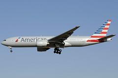 American B777-223/ER N753AN BCN 21/02/2016 (jordi757) Tags: barcelona nikon airplanes bcn american boeing 777 avions d300 elprat b777 b777200 lebl n753an