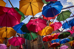 Umbrellamania (michaelbeyer_hh) Tags: london
