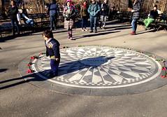 imagine (greenelent) Tags: people newyork child photoaday imagine 365 johnlennon centralparknyc