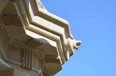 Gargula (anasofiact) Tags: barcelona parque arquitetura gaud guell gargula