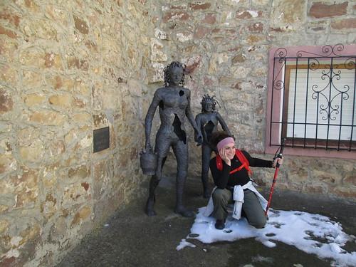 Fotografía Berta A. Senderismo Sermar por la ruta por el valle de Muda Palencia (33)