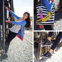 Howdy from Nashville by Michelle F., girl from Los Angeles, United States (9lookbook.com) Tags: denim casual sporty