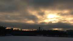 Tlnlahti / cathedral sunrise (hugovk) Tags: cameraphone winter sunrise finland nokia helsinki cathedral january hvk talvi tlnlahti carlzeiss 2016 uusimaa 808 helsingin hugovk geo:country=finland camera:make=nokia pureview exif:flash=offdidnotfire takatoolo exif:aperture=24 nokia808pureview exif:orientation=horizontalnormal camera:model=808pureview geo:locality=helsinki exif:exposure=1232 uploaded:by=email exif:exposurebias=0 exif:focallength=80mm exif:isospeed=64 geo:region=uusimaa geo:county=helsingin geo:neighbourhood=takatoolo meta:exif=1455533417 tlnlahticathedralsunrise