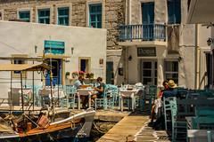 Naousa, Paros island (kostaschrstdls) Tags: vacation white house colors architecture canon landscape photography scenery holidays mediterranean aegean hellas greece grecia greekislands paros naousa cyclades egeo aegeansea cycladesislands canonphotography cycladesaegean