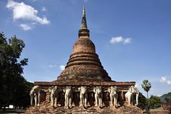 _GRL7715 (TC Yuen) Tags: architecture thailand ruins asia southeastasia buddha unesco worldheritage norththailand ancientcapital