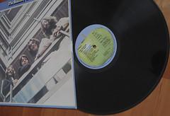 The Blue Album (slogg) Tags: music 60s memory beatles musik fotosondag fs160306