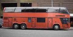 Stranglers 'Black & White' Tour 2016 Galaxy CruiserTour Bus (5asideHero) Tags: white black bus coach tour transport band galaxy cruiser sleeper stranglers spaceliner neoplan 2016 m555