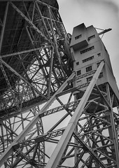 dish (Stewart485) Tags: england technology places things science jodrellbank impression mechanism radiotelescope evocative vaguelyarty