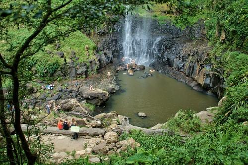 The Purling Brook Falls