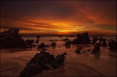 Rocas en el mar (antoniocamero21) Tags: color marina mar rojo foto sony rocas cantabria noja
