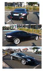 SLR-001 (C&C52) Tags: landscape mercedes voiture extrieur triptyque sportive paysageurbain