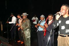 DSCF0106 Kanda Bongo Man from DRC at Kings Cross Town Hall London July 13 2003 Eugene Makuta (photographer695) Tags: 2003 from man london town hall cross bongo july eugene kings kanda 13 drc makuta