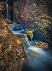 Slow motion (Daniel Sanculi) Tags: california water waterfall long exposure hyperfocal 9 trail filter backpacking nd stephens colfax stops focusing