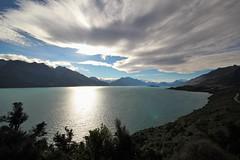 Lake Wakatipu (PalmyLisa) Tags: morning newzealand fog early ducks queenstown benlomond lakewakatipu mokelake