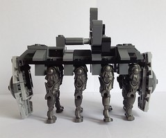 Star Wars Droid Carriers (Sir Nagol) Tags: star wars droid gunship transporters carriers