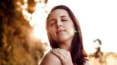 Dani (Francine de Mattos) Tags: portrait canon cores 50mm retrato amor natureza santacatarina luznatural francinedemattos fotografeumaideia amoremformadefoto